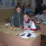 """Учні гуртка """"Радіоелектронне конструювання"""""""