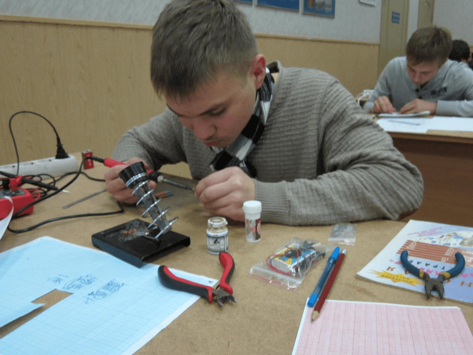 Радіоелектронне конструювання