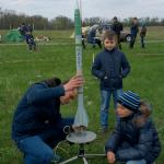 Ракетне моделювання.