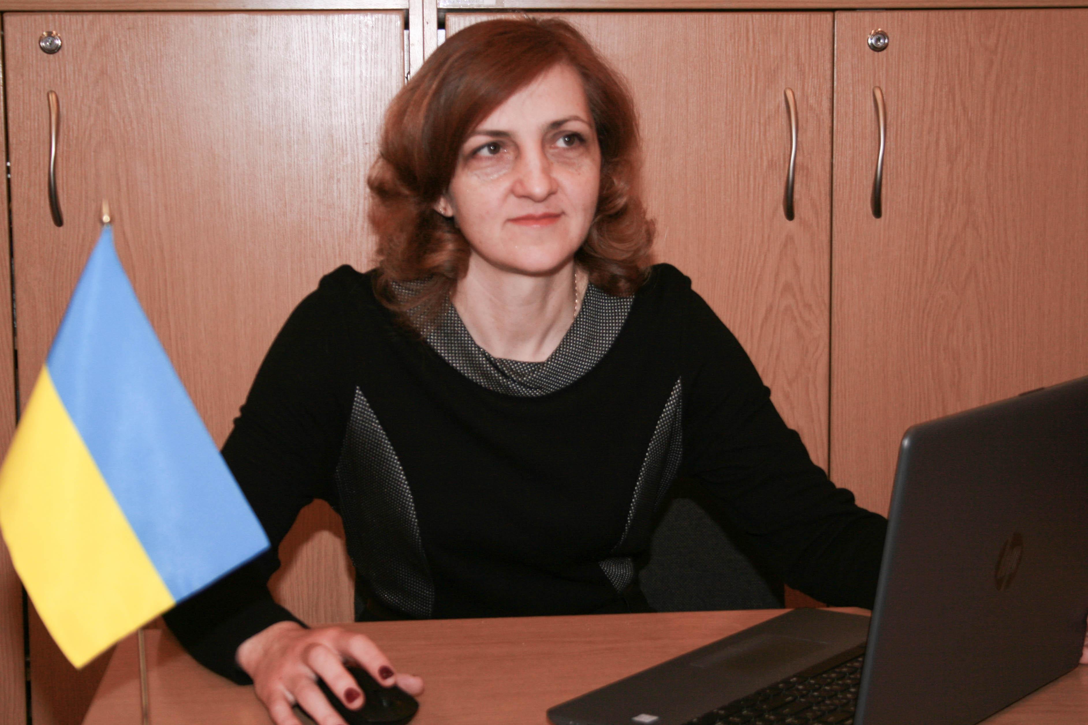Шандригось Вікторія Миколаївна
